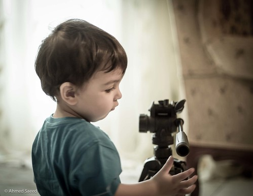 Little Photographer