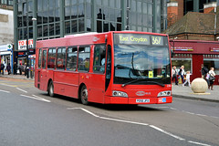Metrobus 236 PO56JFU (Howard_Pulling) Tags: camera uk england london photo nikon october foto transport picture fotos verkehr 2013 howardpulling d5100