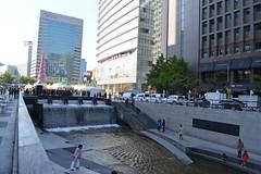 Changgyecheon (Yuki-chan Photographer) Tags: photography korea korean seoul jongno