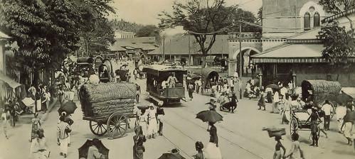 Sri Lanka - Colombo - Southeast Asian Trams