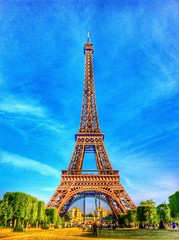 The Eiffel Tower - Paris