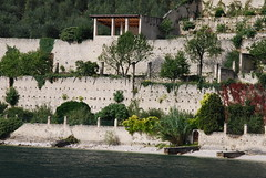 Citrus terrace ! (Halliwell_Michael ## Offline mostlyl ##) Tags: italy terraces lakes lemons citrus limone lakegarda 2013 nikond40x