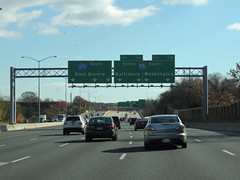 DSCN9338 (ajfroggie) Tags: road sign maryland baltimore route i95 beltway baltimorecounty i695