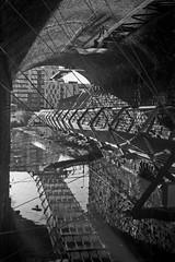 spider bridge (pho-Tony) Tags: uk 35mm reflections iso200 wind rangefinder vista british meter agfa visual advance rapid f28 45mm extinction compact lever 128 poundland agfavista c41 agilux anastigmat tetenal 45cm agiluxagimatic agimatic visualextinctionmeter