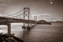 Ohnaruto bridge (David S.M.) Tags: bridge sea japan puente mar japon ohnaruto ringexcellence