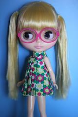 Retro pop girl!