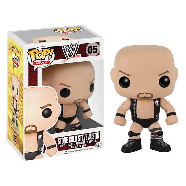 FUNKO POP! WWE 系列 火爆美國職業摔角選手登場