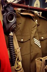 A2 course work. (Ana Kirilova) Tags: war course gasmasks discord