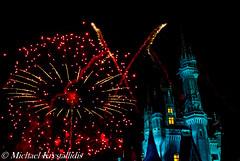 magik kingdom (1 von 1) (drmichael) Tags: orlando florida fireworks kingdom disneyworld feuerwerk magik