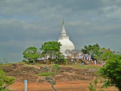 Thanthirimale Temple - Anuradapura (Janesha B) Tags: heritage culture buddhism civilization srilanka stupas dagobas anuradapura