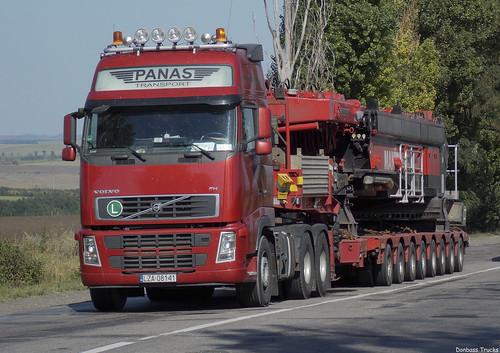 Volvo Fh16.540 'Panas Transport'  (PL)