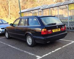 BMW E34 525i SE Touring (VAGDave) Tags: se 1993 bmw touring e34 525i