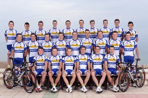 Cycling : Topsport Vlaanderen Baloise 2014