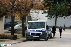 Fiat Ducato Tunisia 2014 (seifracing) Tags: rescue hospital tunisia transport ambulance vehicles van emergency spotting 2014   ducato seifracing