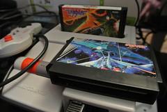 Gradius - Famicom (RaidenViper) Tags: nintendo nes fc famicom gradius