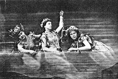 Fire on all sides! Descend on a cloud! Singing fish-children!: Opera's most challenging stage directions