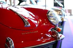 Porsche 356 B T5 Super 90. Producido en el año 1961, apenas se fabricaron 1.048 ejemplares.
