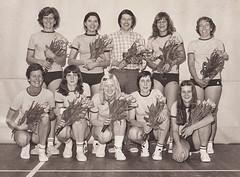 1973-1974 Dames 1
