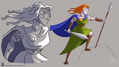 Boudica-Stance