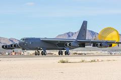 Boeing B-52H Stratofortress (azspyder) Tags: nellisafb b52h boeingb52stratofortress boeingb52 20bs 20thbombsquadron 610013 redflag142