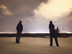 Bring me the Horizon (Day Vid Z / ASCENSION Photography) Tags: city longexposure winter light sky ontario canada men nature beautiful night clouds landscape outside outdoors stand spring nice perfect pretty view horizon great lookout adventure explore epic could kool thunderbay vantage