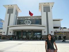 Estación de Tanger (pattyesqga) Tags: marruecos maroc morocco viaje travel traveler viajera travelblogger