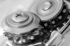 13/03/2017 Tin opener (Pat's_photos) Tags: metal tinopener gadget 365 flickrlounge weeklytheme macromondays madeofmetal 7daysofshooting week36 wheels macromonday