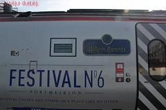 221106's nameplate (cosmostrainadventures) Tags: vtwc festivalno6 no6 virgintrains eus london euston londoneuston wcml westcoastmainline class221 supervoyager willembarents 221106 advertisingvinyls nameplate