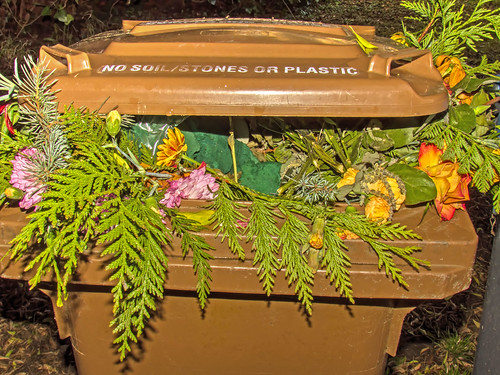 Floral recycling