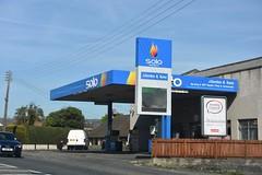 Solo, Newtonabbey County Antrim. (EYBusman) Tags: solo petrol gas gasoline filling service station garage newtonabbey county antrim northern ireland esso jgordon sons eybusman