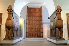 Doors from another time (irisbrognara) Tags: britishmuseum london travelblog travelphotography museum nimrud ashurnasirpal balawat bronzegates