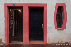 Rue Reclusane, Toulouse (Ivan van Nek) Tags: ruereclusane toulouse occitanie hautegaronne 31 midipyrénées languedocroussillonmidipyrénées saintcyprien nikond7200 nikon d7200 france frankreich frankrijk