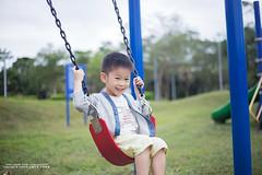 希望你在學校能玩的開心~~ (nodie26) Tags: 寶寶 嬰兒 50mm f18 stm canon 6d baby 小孩子 小朋友 女生 女童 東華大學 東華附幼 東華大學附設幼兒園