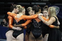 MAC Gymnastics Meet 3/18/17 (Nick Biere Photography) Tags: bgsu mac gymnastics