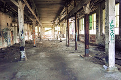 Abandoned 3 (dbro49) Tags: architecture atmospheric color digital landscape moody sony nex 5n wideangle