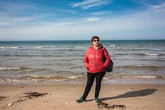 IMG_1989 (Antonio Todesco) Tags: mamma mom gargano pulia puglia calenella peschici mare spiaggia sea beach