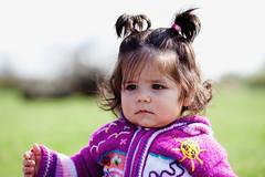 A Lovey Day.... (marinasantos6) Tags: portrait rose rosa bebe niña child children bokeh outdoor marinasantos olivia baby naturallight love light 85mm canon5d canon canon5dmarkii