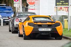 McLaren 650 (Kurt Blythman) Tags: nurburgring nordeschliefe green hell ring track cars auto racing