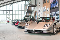 Evolution of the Species (Beyond Speed) Tags: pagani zonda f s cinque roadster supercar supercars car cars carspotting nikon v12 grey red white carbon italy museopagani paganiautomobili