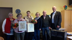 Mitgliederversammlung des Clubs Behinderter und ihrer Freunde in AR-Bruchhausen