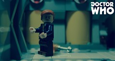 Lego Doctor Who - The Lost Child - 1 (Supremedalekdunn) Tags: lego doctor who series the lost child 1 timelord tardis