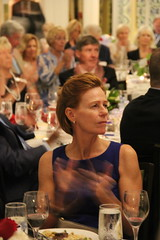2017_DEV_Jupiter, FL Fundraiser_56 (TAPSOrg) Tags: taps tapsfamily fundraiser jupiter florida 2017 indoor vertical woman sitting candid applause clapping table