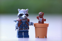 GotG2 (Frost Bricks) Tags: gotg2 guardians galaxy baby groot squee