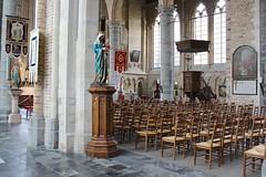 Onze-Lieve-Vrouwekerk (Brian Aslak) Tags: onzelievevrouwekerk damme westvlaanderen vlaanderen flanders flandres belgië belgique belgium europe igreja kirik church interior