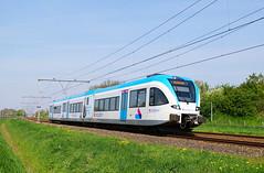 Breng 5047 - Zevenaar (rvdbreevaart) Tags: breng hermes zevenaar stadlerrail gtw trein train zug eisenbahn railway ferrovie nikon d3300 raw