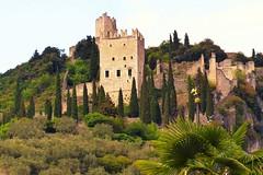 Arco, Italy (Steffi-Helene) Tags: gardasee arco architecture landscape paysage burgen frühling primavera grafarco italy