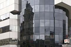 Lille - France (wietsej) Tags: lille france sonydslra100 tamronspaf1750mmf28xrdiiildaspif a100 reflection wietsejongsma