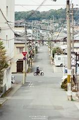 日常  京都 ([M!chael]) Tags: nikon f3hp nikkor 10525 ais kodak colorplus200 japan kyoto film manual street