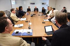 """Secretary Price Visits SAMHSA (HHS Secretary Tom Price, M.D.) Tags: """"tom pricehhs secretaryhhsdr price """"health human services secretary"""" """"secretary price"""" ahrq """"agency for healthcare research quality"""" """"substance abuse mental health administration"""" resources """"indian service"""" samhsa hrsa ihs"""