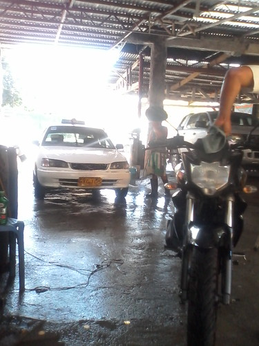 Cebu Taxi Car wash
